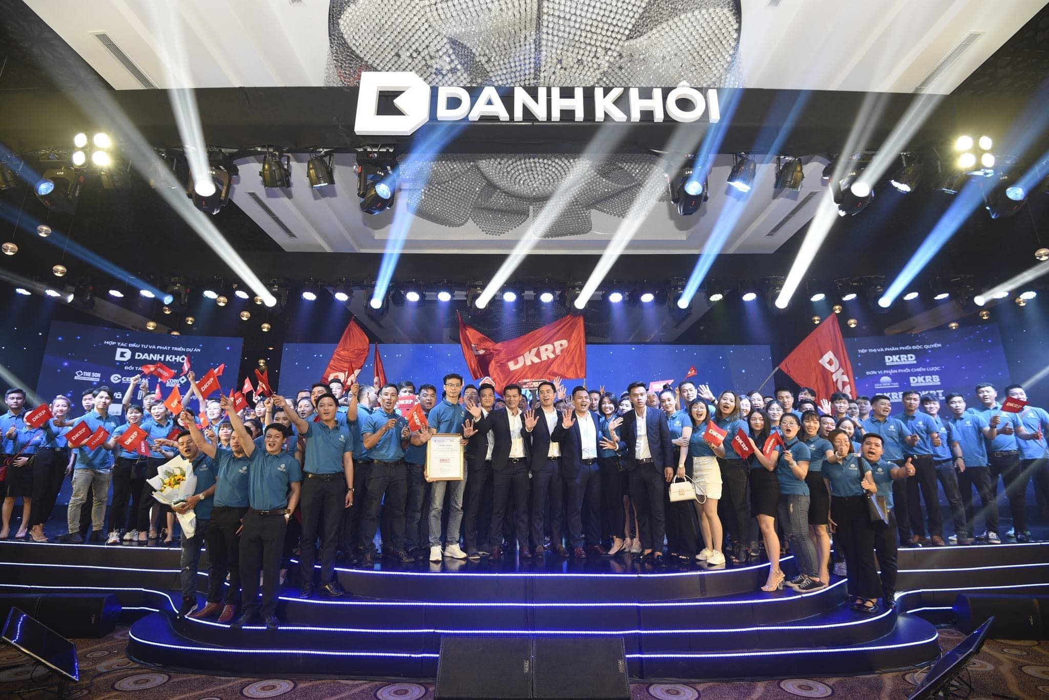 BĐS Nha Trang bùng nổ với sự kiện thu hút hơn 1.000 chuyên gia bán hàng