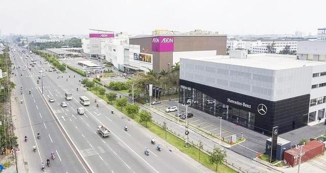 Thuận An trở thành trung tâm căn hộ cho thuê tại Bình Dương